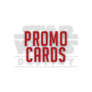 Destiny Promo Cards