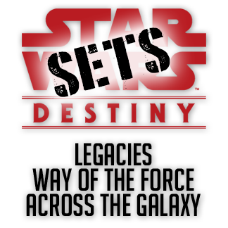 Legacies, Way of the Force, Across the Galaxy