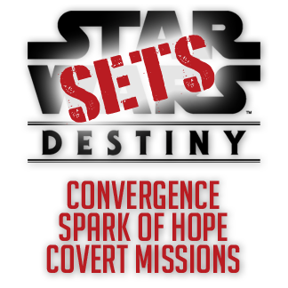 Convergence, Spark of Hope, Covert Missions