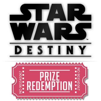 Prize Redemption